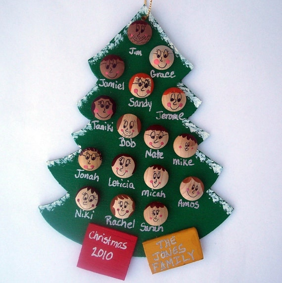 Christmas tree decoration with names halloween costume ideas for Decoration names for christmas