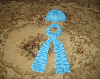 Youth Hat and Scarf Set