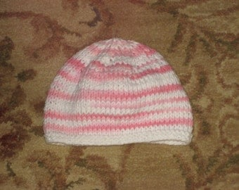 Newborn 0 to 3 month Baby Hat