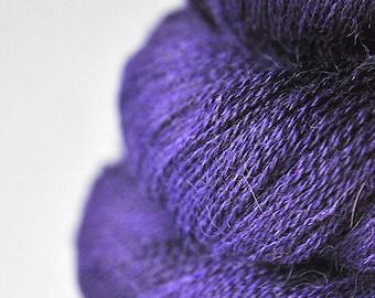 Memory of a fearsome tale - BabyAlpaca/Silk Lace Yarn
