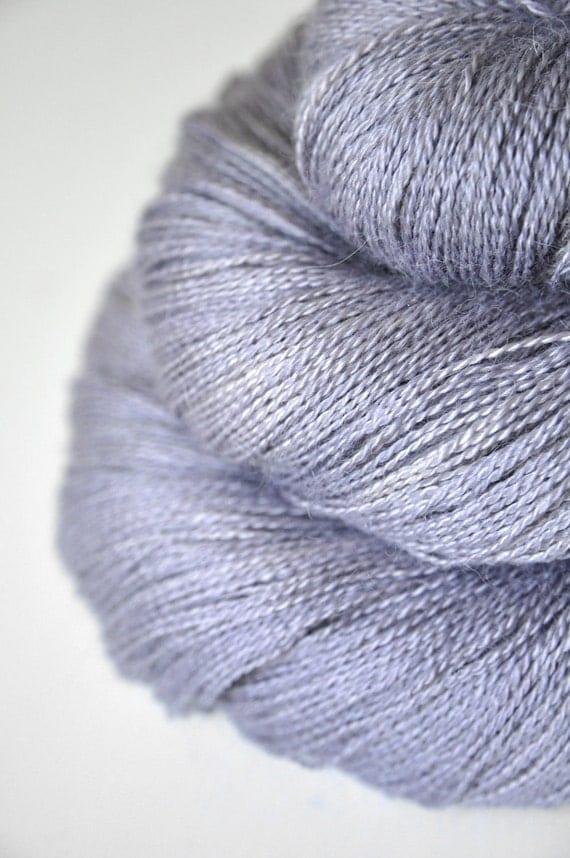 Queen Maab - Baby Alpaca / Silk yarn lace weight