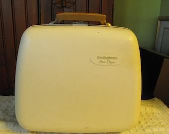 SALE Vintage Westinghouse Hair Dryer