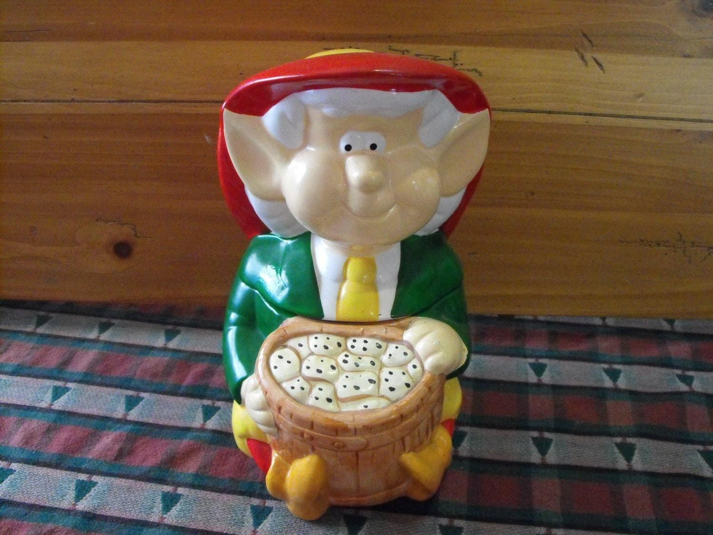 Sale Vintage Keebler Elf Cookie Jar By Peacenluv72 On Etsy