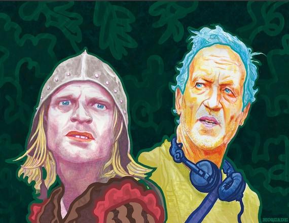 Famous Film Duos Werner Herzog & Klaus Kinski