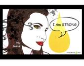 I Am Strong featuring Jennifer Gray -Jiu Jitsu Instructor - Special Edition