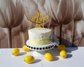 CAKE BANNER: Oh Happy Day