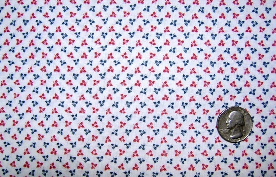Vintage Country Leaves Fabric - Cranston - 2 Yards