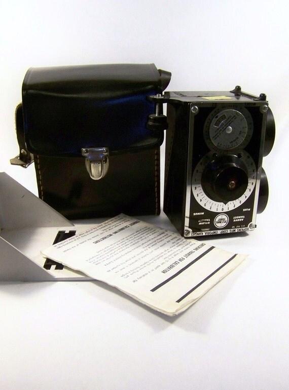 1960's Hoppy Model G2 Split Image Transit