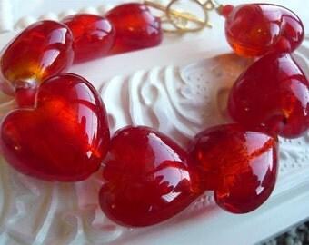 Juicy Hearts Bracelet