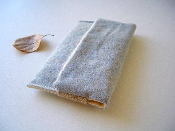 Flexible Tissue holder ( light blue) ( band )