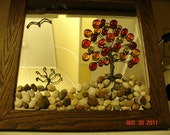 Mirrored Picture of Tree of Life Flourishing