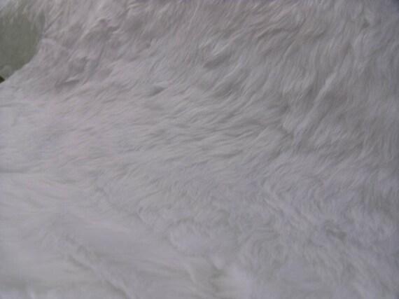 white faux fur fabric. Black Bedroom Furniture Sets. Home Design Ideas