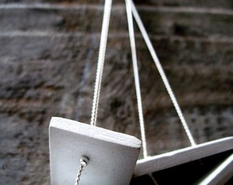 Abstract and Concrete - Earrings