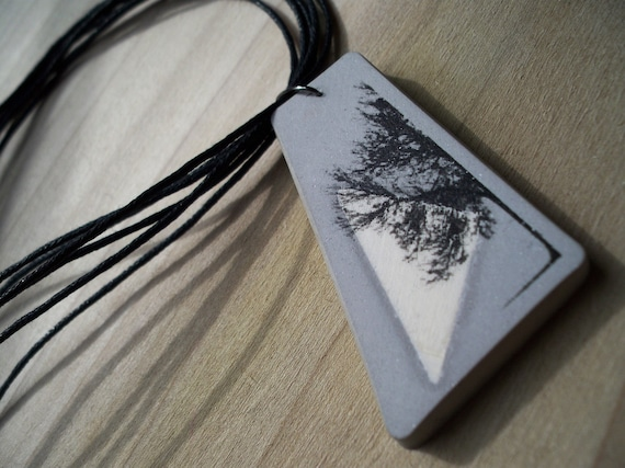 The Tree and The Stone - Necklace