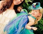 Atutudes Create Your Own Custom Tutu Dress for Wedding, Flower Girl, Birthday Party, Photographs