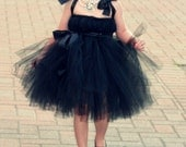 Audrey Hepburn Tutu Dress by Atutudes - THE ORIGINAL as seen on Jessica Alba's Facebook Page, Lauren Conrad's website and Pinterest