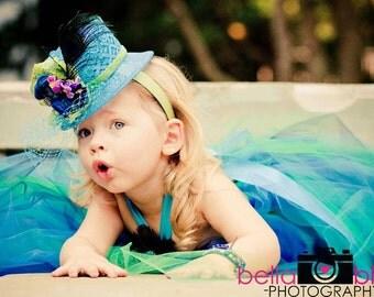 Flower Girl Tutu Dress for Weddings Tulle Dress