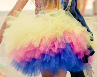 Atutudes Triple Layer Couture Tutu  - As seen on EtsyLush