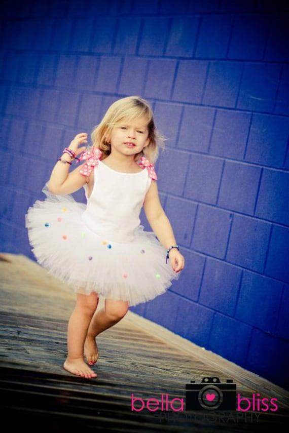 Atutudes Bubble Gum Ball Tutu - As seen on EtsyLush