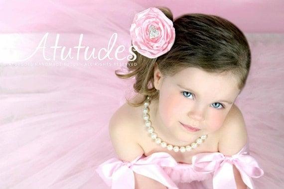 Flower Girl Tutu Dress by Atutudes