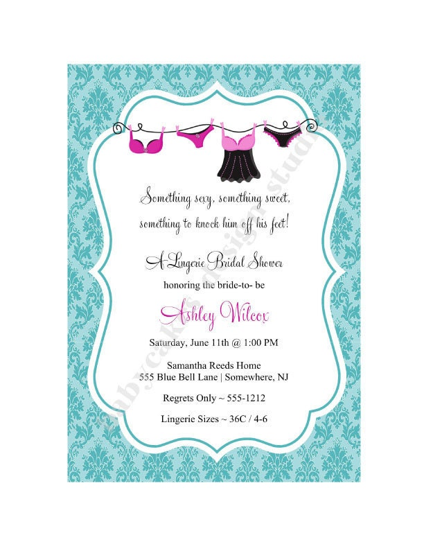 Perfect Wedding Lingerie Shower Invitations 612 x 792 · 95 kB · jpeg