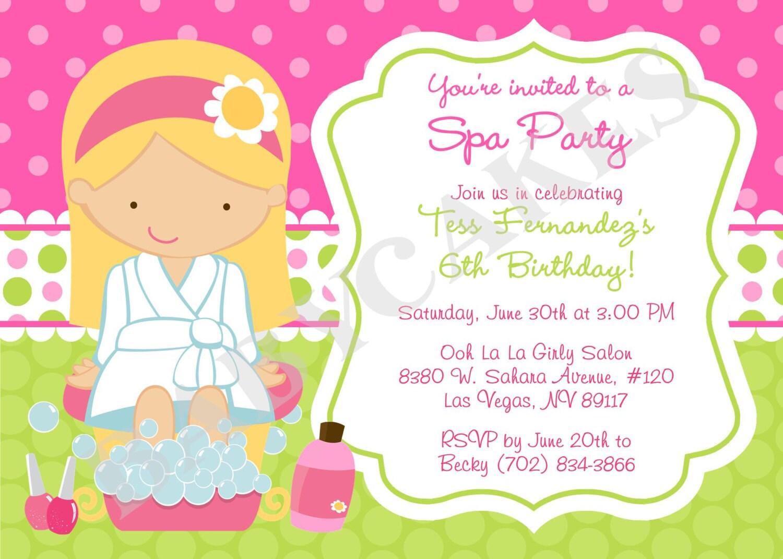 Pajama Party Invitations Free Printable is great invitations sample