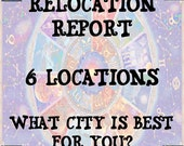 Relocation Report - Where Should You Live