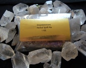 Empowerment Herbal Spell Mix - Strength, Courage, Entitlement