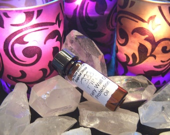 Fiery Wall of Protection Oil 1 Dram - Potent Protection