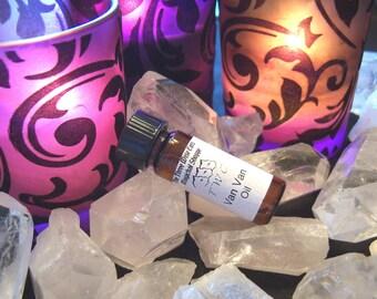 Van Van Oil 1 Dram - Banishing, Purification, Empowering Amulets