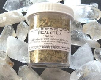 Eucalyptus Herb - Healing, Protection, Moon, Water