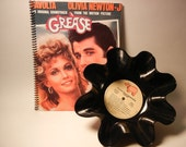 GREASE Soundtrack Set: Record Bowl and Journal