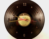 The Beatles Vinyl Record Wall Clock (Hey Jude)