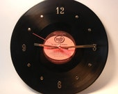 THE MONKEES Vinyl Record Wall Clock (Best Of The Monkees)