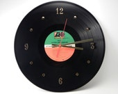 INXS Vinyl Record Wall Clock (Listen Like Thieves)