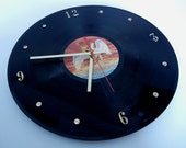 LED ZEPPELIN Vinyl Record Wall Clock (The Song Remains The Same)