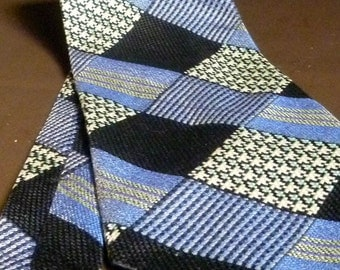Sunday-go-to-meetin'  Vintage Men's Tie, Peter Paul for Nordstrom