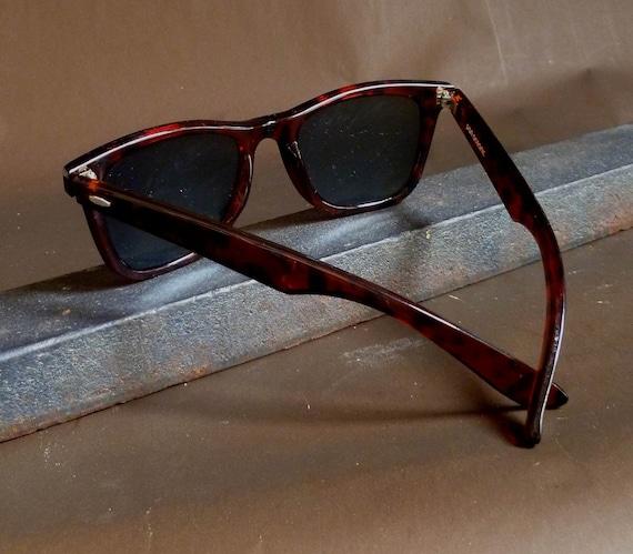 1980's Wayfarer style Sunglasses, PAN OCEANIC