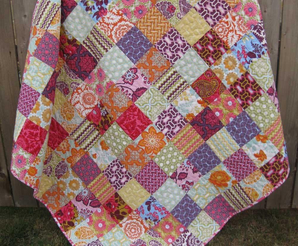 Heirloom Patchwork Quilt Handmade