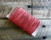 10m Red Hemp Twine String