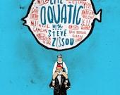 The Life Aquatic with Steve Zissou Film Poster