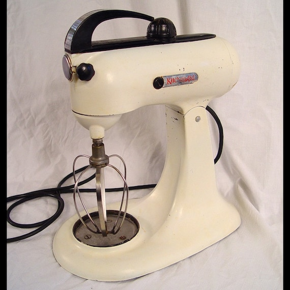 Vintage 1940s Kitchenaid 3b 10 Speed Stand Mixer By