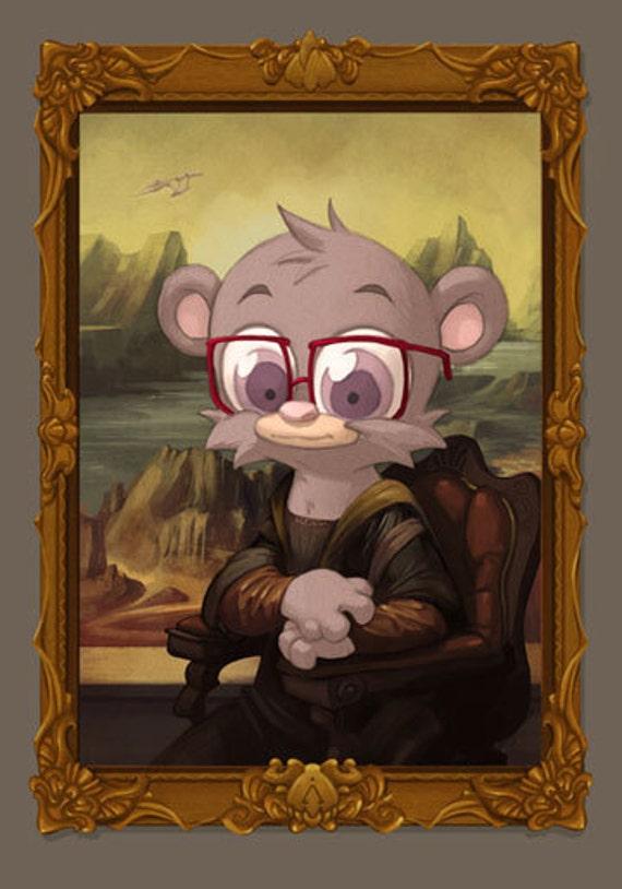 The Mona Nerd