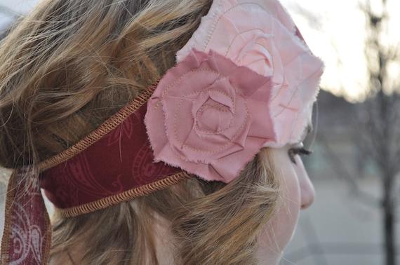 Sale......Fabric Tie Back Headband