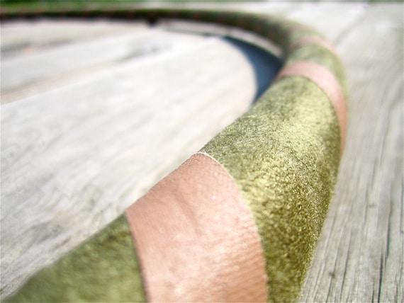 ELvEn SuEdE, COLLAPSIBLE Fabric Hula Hoop, CUSTOM Tubing, Diameter & Grip Options, Hiptronic Hoops EXCLUSIVE design