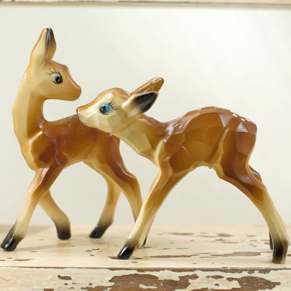 Vintage Celluloid Deer or Fawn