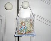 Tooth fairy pillow - Peter Rabbit