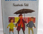 The Musical Umbrella by Friedrich Feld vintage childrens book illustrated by Ferelith Eccles Williams