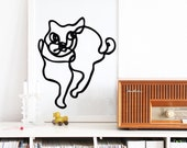 SNUG.LOVES CATS  poster