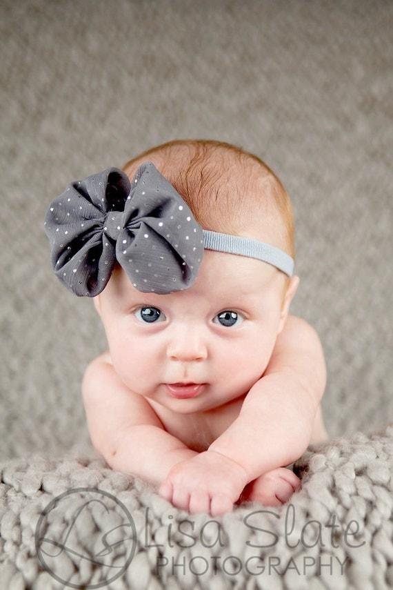 Items Similar To Newborn Headband Baby Headband Adult